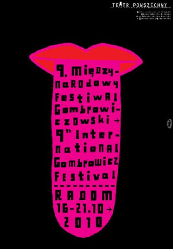 IX Międzynarodowy Festiwal Gombrowiczowski
