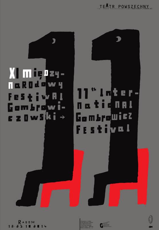 XI Międzynarodowy Festiwal Gombrowiczowski