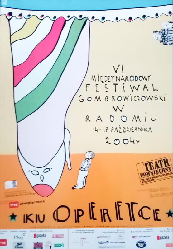 VI Międzynarodowy Festiwal Gombrowiczowski
